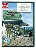 Busch 2810 - Programma di modellismo Ferroviario PC-Rail, per Windows [Lingua Tedesca]