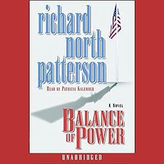 Balance of Power audiobook cover art