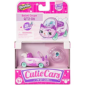 Shopkins Cutie Cars Series 2 Convertible Cuti | Shopkin.Toys - Image 1