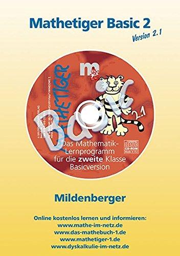 Mathetiger Basic 2 Version 2.0. CD-ROM/BY