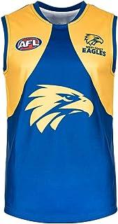 Melcom Dri Fit AFL west Coast Eagles Jersey Vest