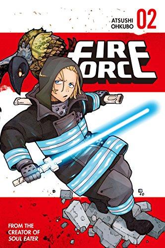Fire Force Vol. 2