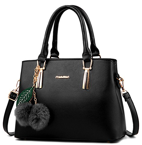 Leather Handbag Tote
