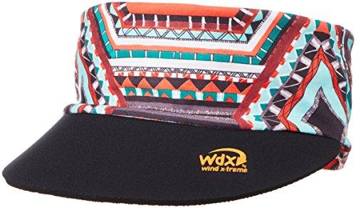 Wind x-treme Barcelona Headband with Visor, Drytex UV Protection and Moisture Control, Odor Free Maira