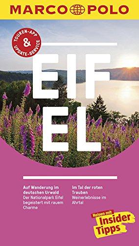 MARCO POLO Reiseführer Eifel: Reisen mit Insider-Tipps. Inkl. kostenloser Touren-App und Events&News