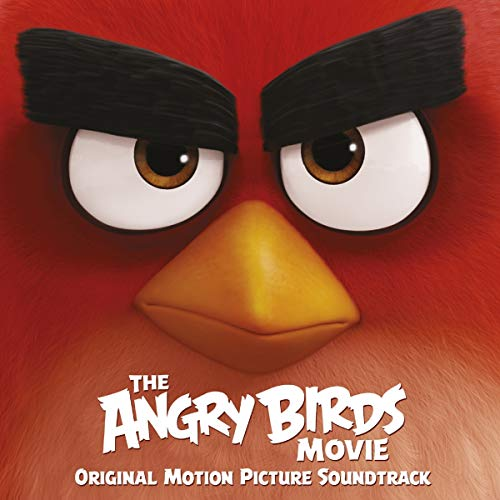 O.S.T - The Angry Birds II - The Angry Birds Movie II- Soundtrack [CD]