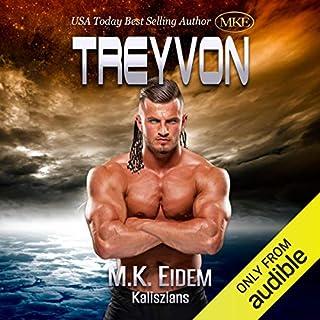 Treyvon audiobook cover art