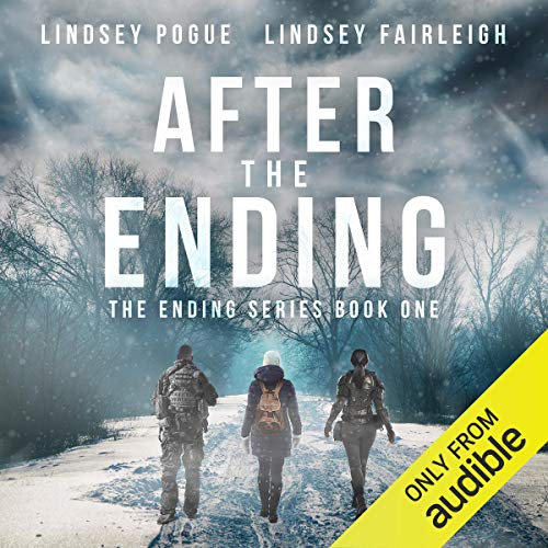 After The Ending audiobook cover art