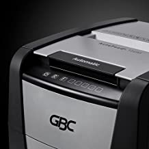 $478 » GBC Paper Shredder, Auto Feed+, 150 Sheet Capacity, Micro-Cut, Home Office Shredder, 150M (WSM1757605)