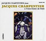 Charpentier : Messe pour tous les temps, Livre d'orgue