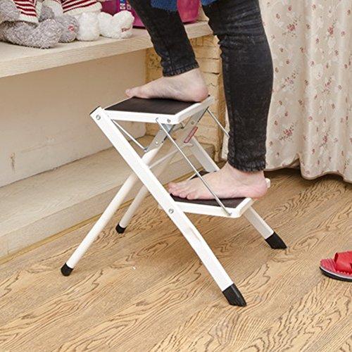 ZhuFengshop Klapkruk, trap, schommelstoel voor kinderen, gratis installatie, draagbaar