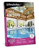 Wonderbox – Coffret cadeau Noël - SPA EN DUO – 1020 soins bien-être, massages...