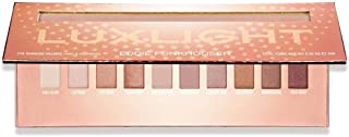 EDDIE FUNKHOUSER Luxlight Professional Eyeshadow Palette - 10 Nude and Neutral Shimmer Shades, Highly Pigmented, Highly Blendable Formula for Dramatic Long Lasting Effects
