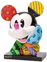 Enesco Disney Britto Mickey バストフィギュア 6.25インチ