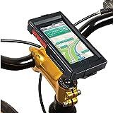 Tigra BXTIIP6P - Funda con Soporte para Bicicleta, Compatible con Apple iPhone 6 Plus, Impermeable, antigolpes
