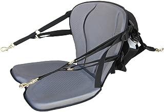 Surf To Summit GTS Pro Molded Foam Kayak Seat Water Bottle Pack, Sit On Top Kayak Seat, Kayak Cushion