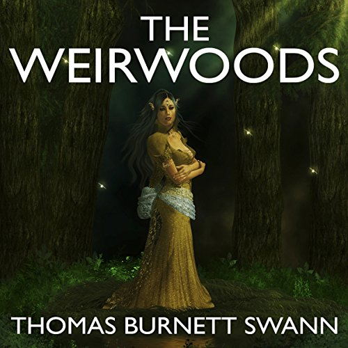 The Weirwoods audiobook cover art