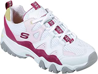 Skechers D'Lites 2 Wild Summers Womens Sneakers