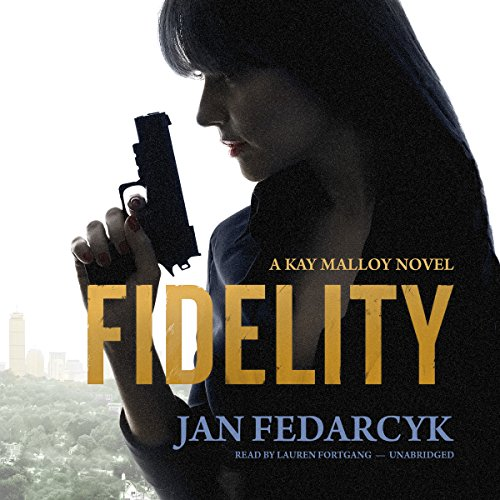 Fidelity audiobook cover art
