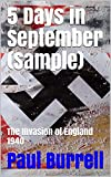5 Days in September (Sample): The Invasion of England 1940