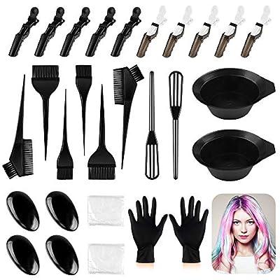 Haarfarbe Werkzeug 30 Teile