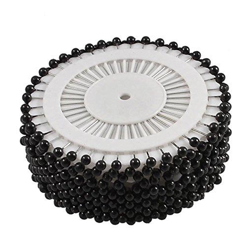 Accessories Attic® - Alfileres cabeza redonda perlas