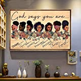 MATERIAL: 100% High Quality 200 GSM paper. STANDARD SIZE: The most suitable size for decoration Our Canvas is Hand Stretched On Wooden Frame For Easy Hanging. Abrasion resistant surface easily stands up to the print production process, packaging, and...