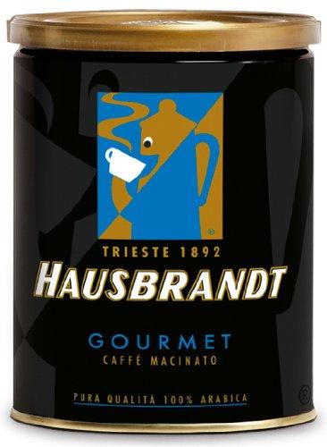 2 x Hausbrandt Gourmet Espresso 250g gemahlen Dose