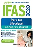 IFAS 2020 Ecrit + Oral Aide-soignant - 50% Cours - 50 % Entraînement
