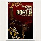 wzgsffs Klassischer Film Good Fellas Poster Und Drucke