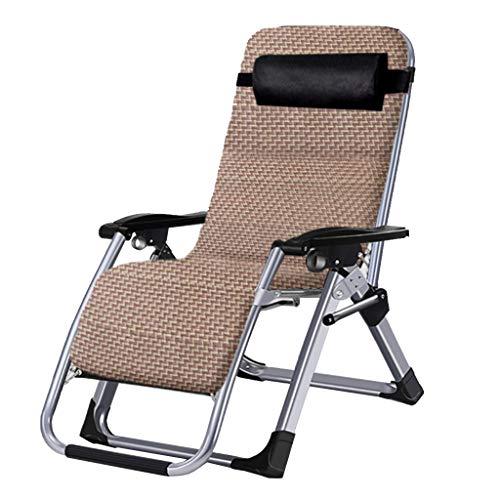 Liegestühle Gartenstühle Sun Lounger - Sun Loungers Hochleistungs-Textoline Zero Gravity Chairs Klappstühle im Freien
