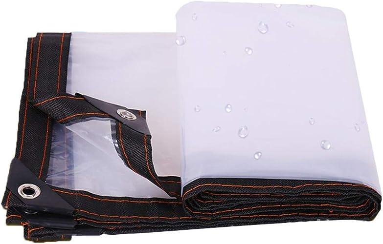 YINUO Abri de voiture pour le vent et la pluie, petit camion extérieur, bache, toile, bache, imperméable, prougeection solaire, extérieur, pare-soleil (Taille   5x5m)