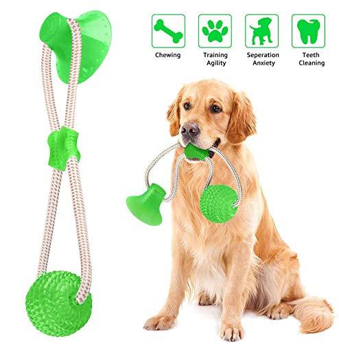 Juguete Ventosa Interactivos Para Perros, Juguete Para