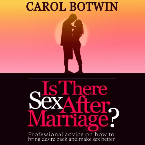 Is There Sex After Marriage audiobook cover art