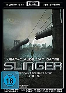 Slinger - Albert Pyun's Director's Cut of Cyborg - Classic Cult Collection by Jean-Claude Van Damme