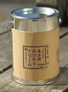 尾山製材株式会社 木工用みつろうクリーム1800g