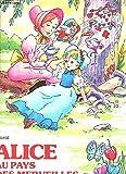 ALICE AU PAYS DES MERVEILLES - LITO Collection Favoris - 01/01/1982