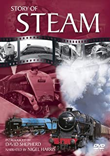 The Story of Steam anglais