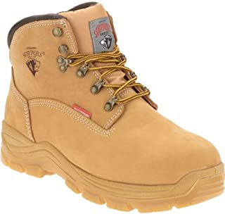 Herman Survivors Men's Waterproof Wide Steel Toe Construction Safety Work Boots - Survivor