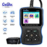 Creator C310+ OBD2 Scanner Code Reader Tool for BMW Cars OBDII Multi System Scan Tool Read & Clear Trouble Codes & Live Data & Engine Oil Reset