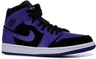 Nike Men's Jordan 1 Mid Basketball Shoe (10.5)