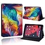 Cas comprimé pour iPad Mini 1/2/3/4 / 5 / iPad 2/3/4 / AIR 1/2/3 / Pro Tablette de résistance de...