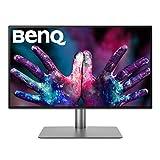 BENQ PD2725U 68,58cm 27Zoll IPS UHD 3840x2160 16:9 250cd/m2 5ms 178/178 2xHDMI 2.0 1x DP 1.4 3xUSB3.1