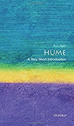 Hume: A Very Short Introduction Book Cover