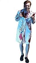 ASDF Männliche Kleidung Doktors COS der Halloween-Maskerade-Partei-Klage