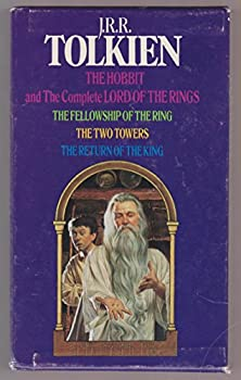 Mass Market Paperback Lord Of the Rings Complete 4 Vol: The Hobbit + The Fellowship of the Ring + The Two Towers + The Return of the King (Lord Of the Rings Complete 4 Vol) Book