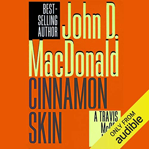 Cinnamon Skin cover art