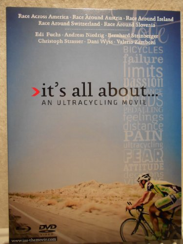 it`s all about... an ultracycling movie [Blu-ray]