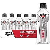 BODYARMOR SportWater Alkaline Water, Superior Hydration, High Alkaline Water pH 9+, Electrolytes,...