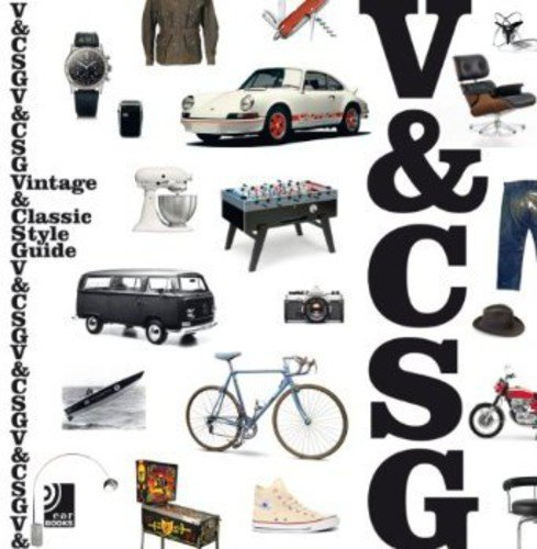 Vintage & Classic Style Guide: Fotobildband inkl. 10